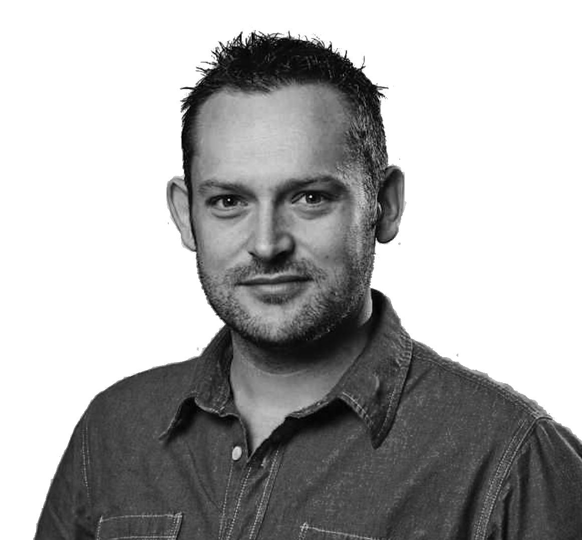 Dave Hackney - The Digital Cortex